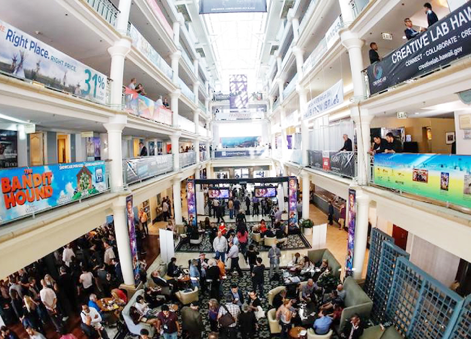 American Film Market opens for shoppers of film and TV