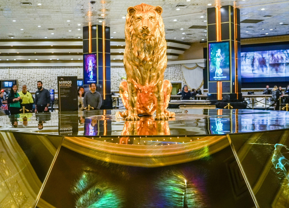 Leviathan helps MGM guests step into the digital world
