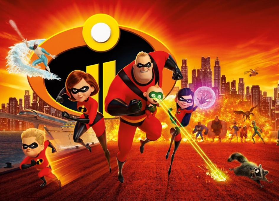 'Incredibles 2' shatters  box office estimates with incredible $180m opening