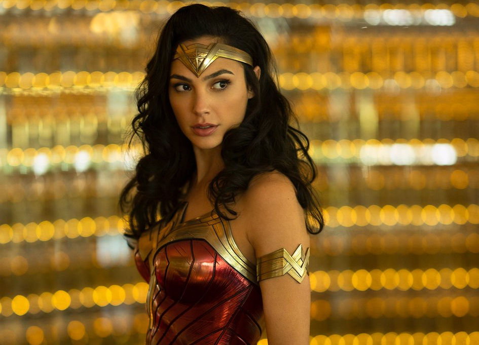 First look at Gal Gadot in 'Wonder Woman 1984' costume