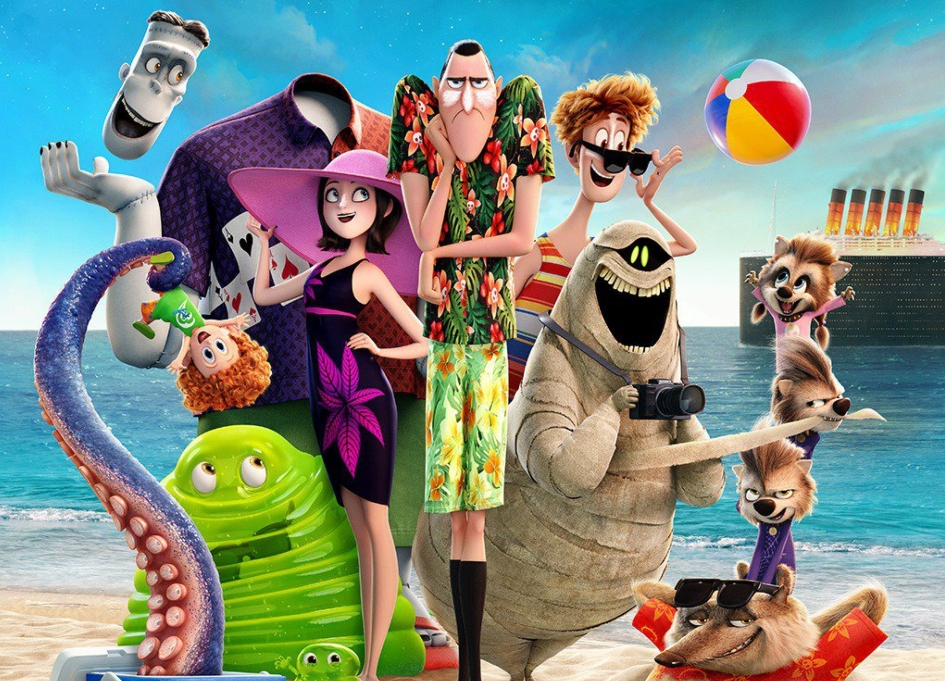 Audiences decide to vacation with 'Hotel Transylvania 3'