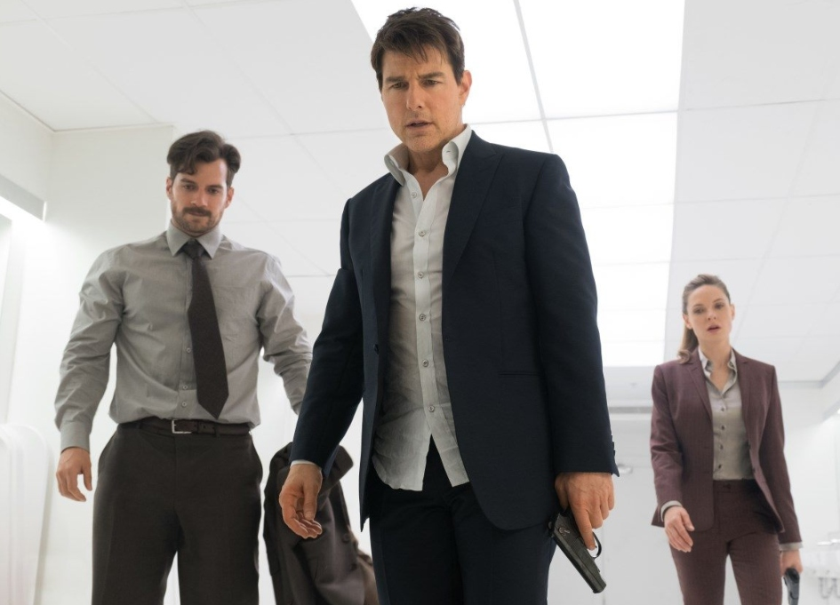 'Mission Impossible: Fallout' accepts mission to crush box office