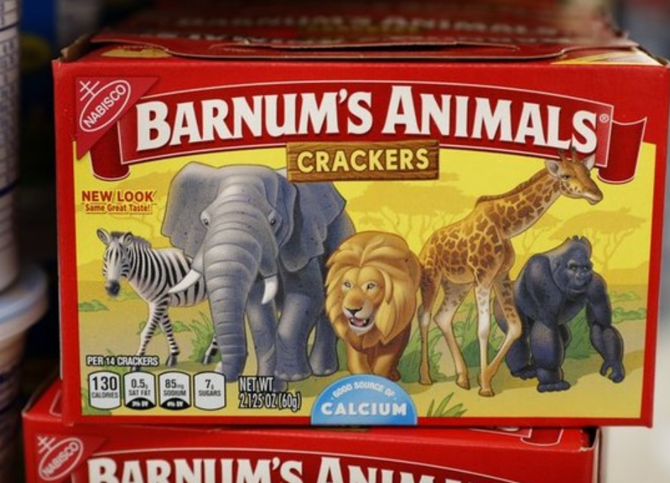 Animals Crackers' beasts are now free to roam