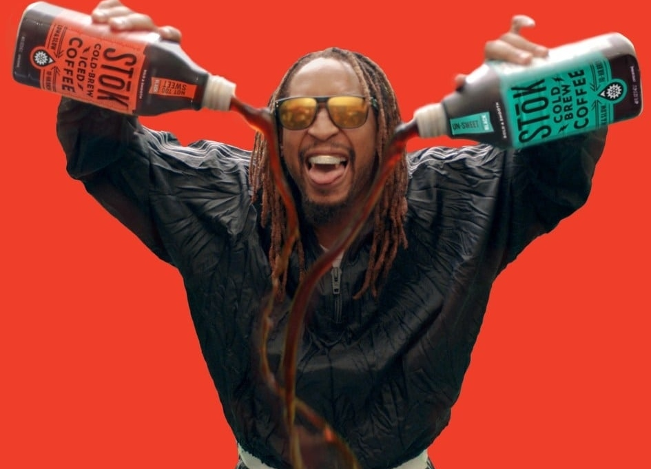 SToK Cold Brew Coffee gets hyped with Lil Jon