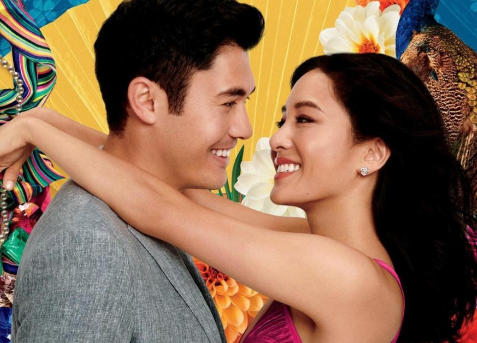Domestic audiences go crazy for 'Rich Asians'