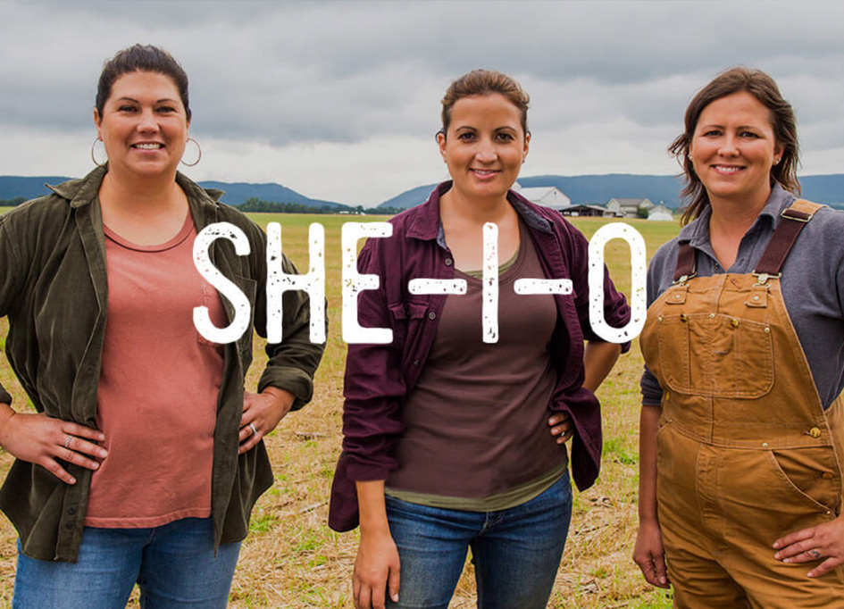 Land O'Lakes celebrates female farmers with She-I-O