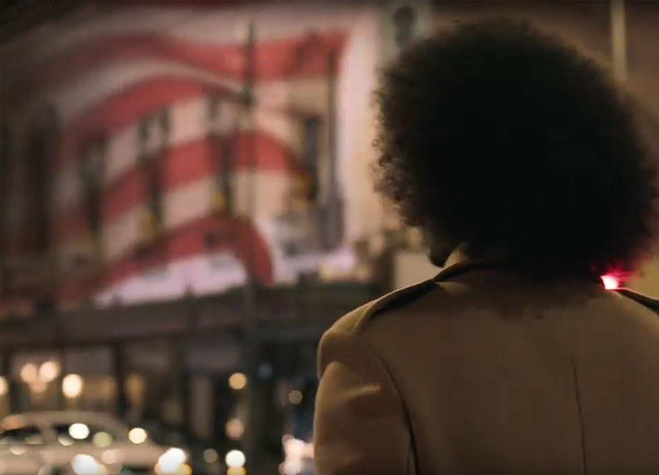 Colin Kaepernick in First 'Just Do It' Commercial for Nike
