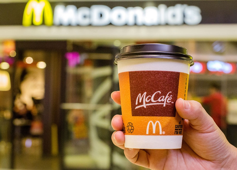 McDonald's moves McCafé project to TBWA\Chiat\Day
