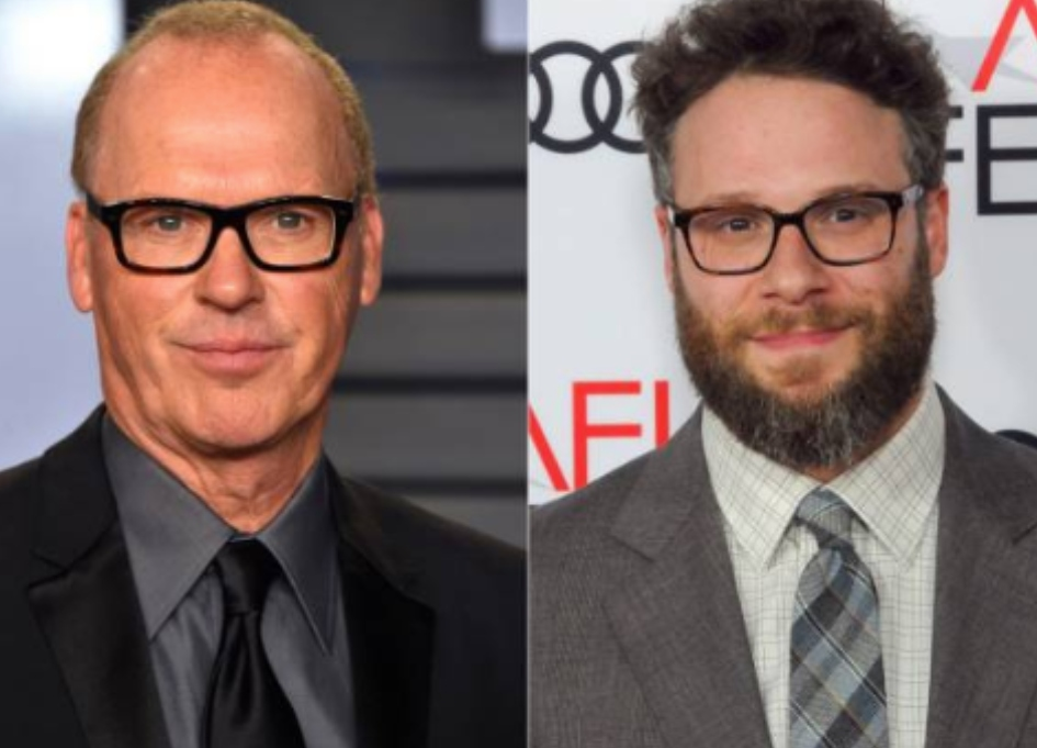 Rogen & Keaton to star in 'King of the Jungle'