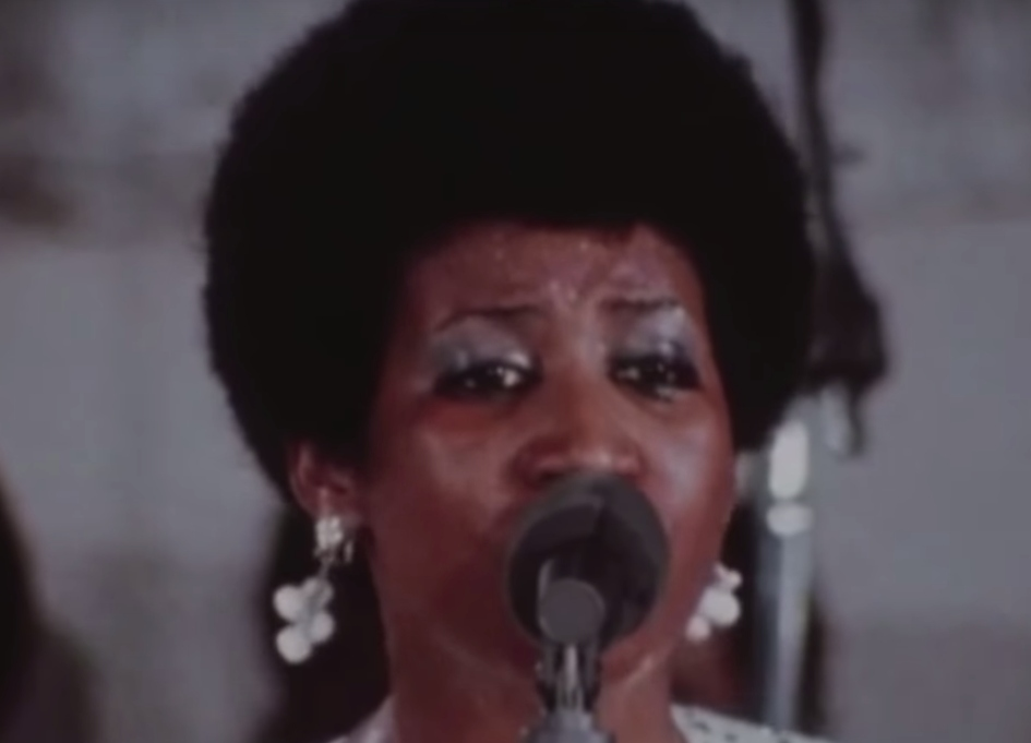 AFI adds Aretha Franklin doc 'Amazing Grace'