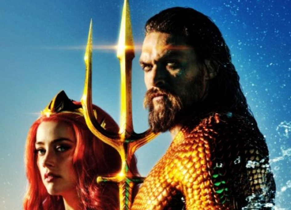 'Aquaman' begins reign of the seven seas box office