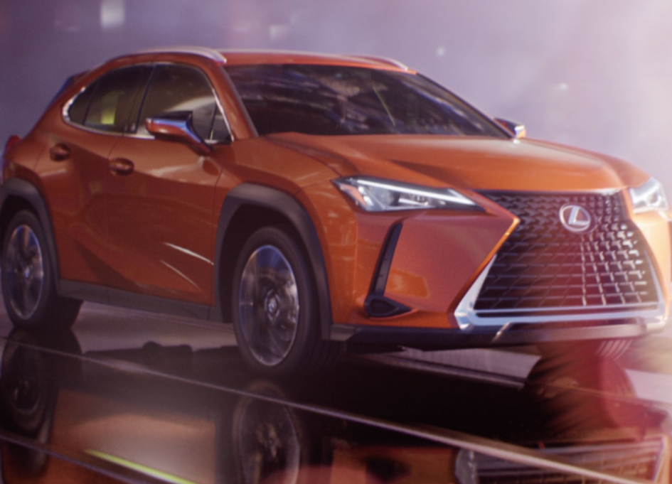 Team One drives new campaign for new Lexus UX