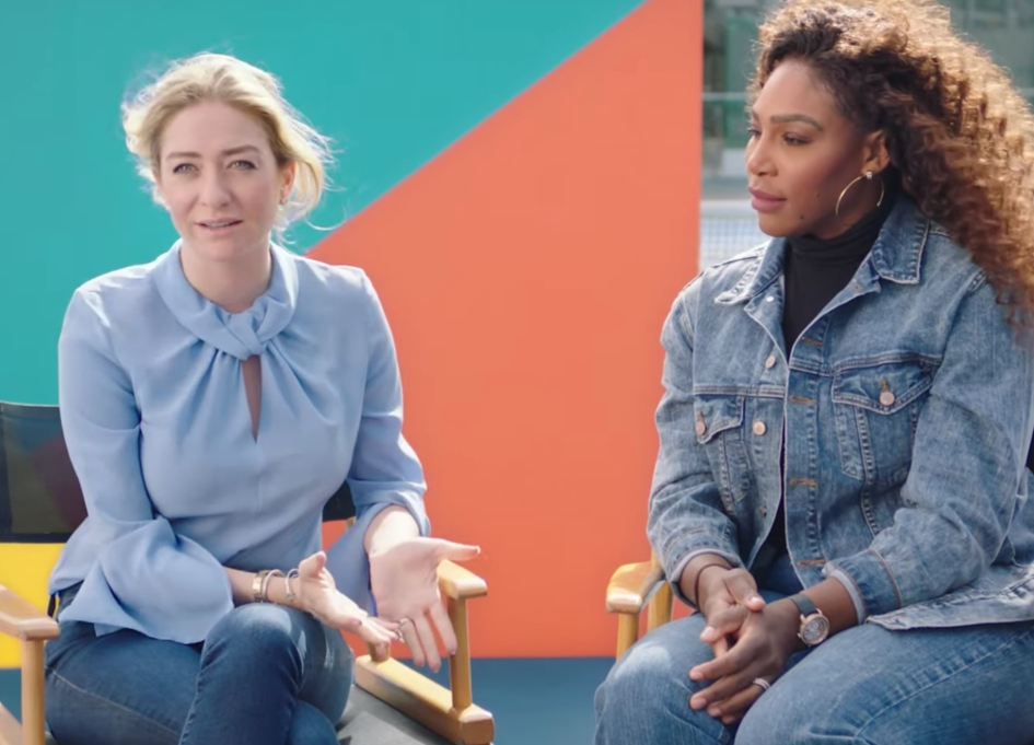 Bumble serves up Serena Williams as global advisor