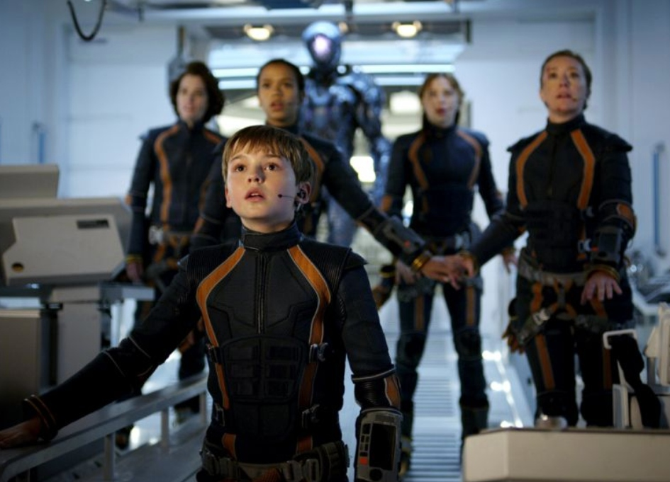'Lost in Space' & 'Avengers' lead Visual FX noms