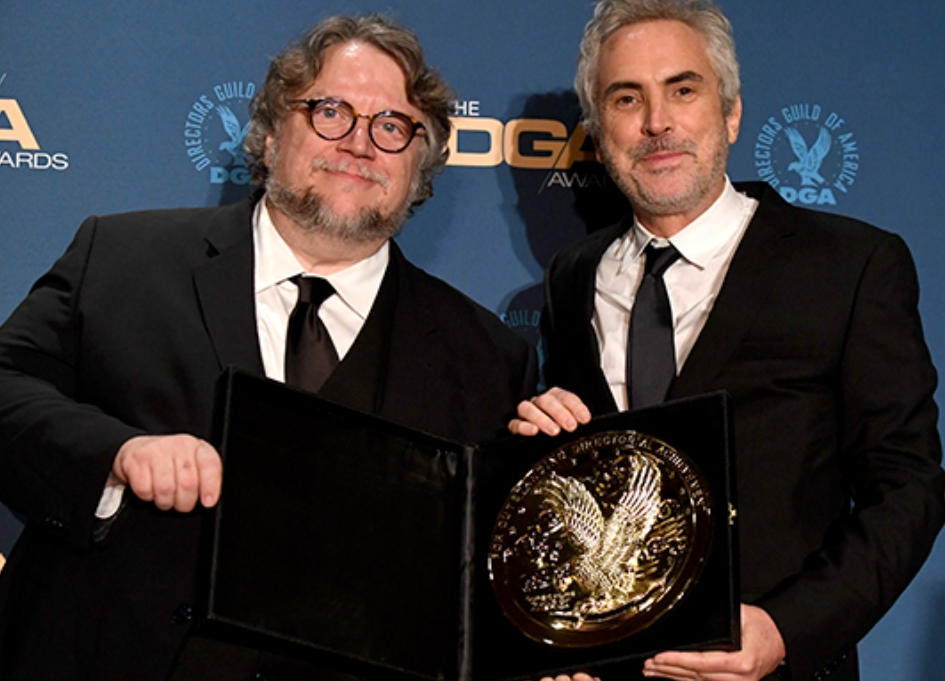 Cuarón's 'Roma' takes top honors at Director's Guild awards