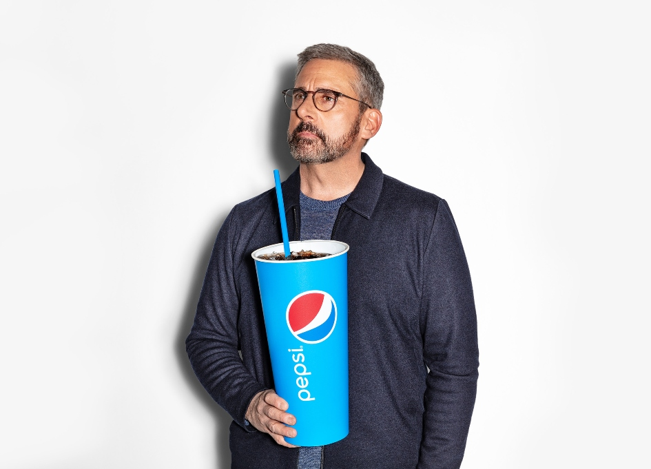 "Steve Carrell is better than ""Okaaay"" in epic Pepsi spot"