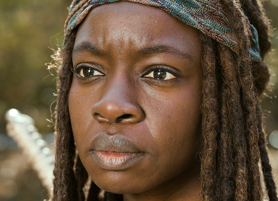 'Walking Dead' renewed for 10th, Danai Gurira leaving