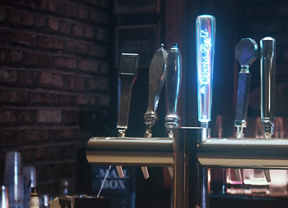 "Beer Wars continues with new Coors Light ""smart"" tap"