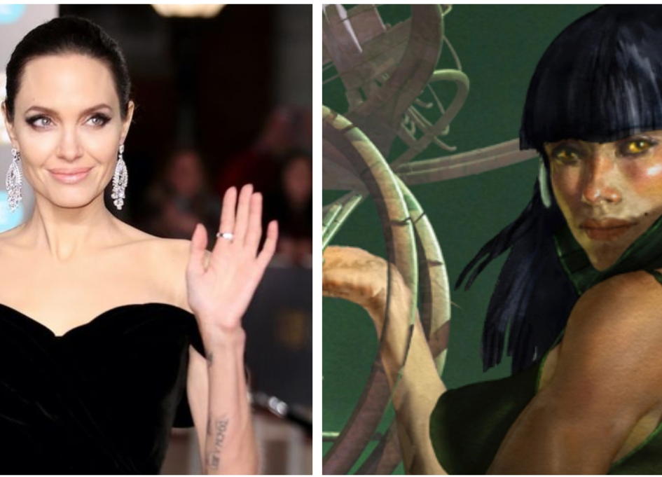 Angelina Jolie cast in Marvel's 'The Eternals'