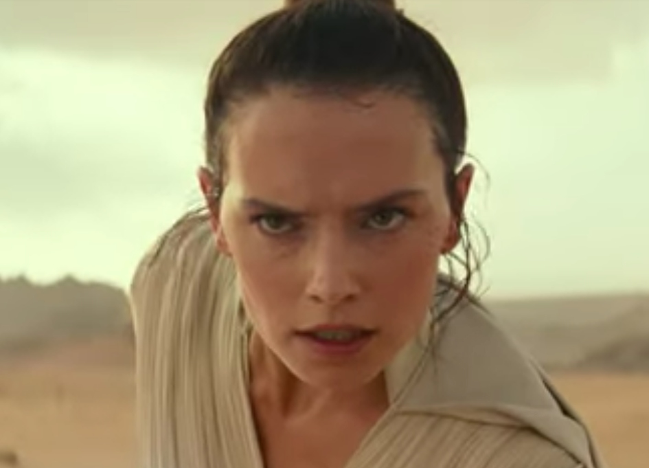 'Star Wars' panel unveils Episode IX title and trailer
