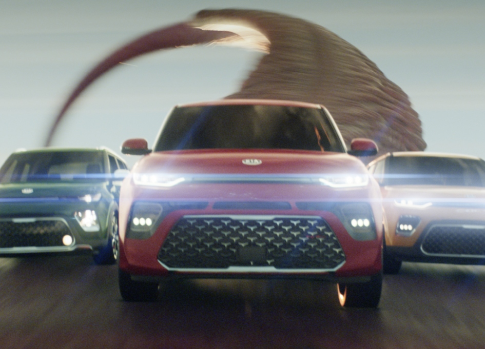 David&Goliath hit new terrain in Kia Soul spot