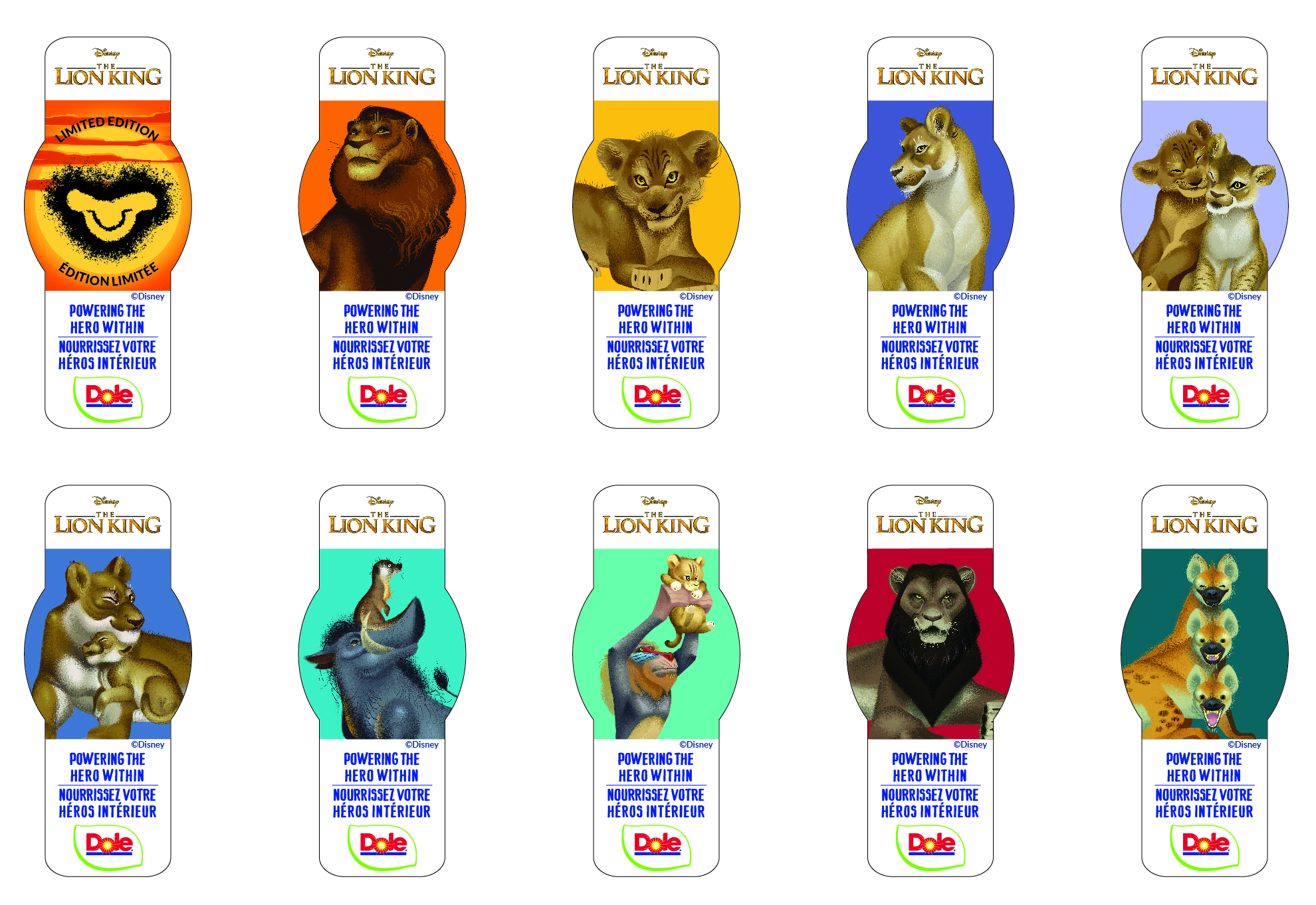 Dole Roars With Fun Ways To Support Disneys Lion King