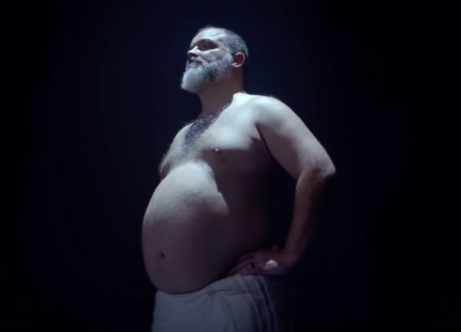 Dollar Shave Club celebrates Father's Day with 'Dad bod'