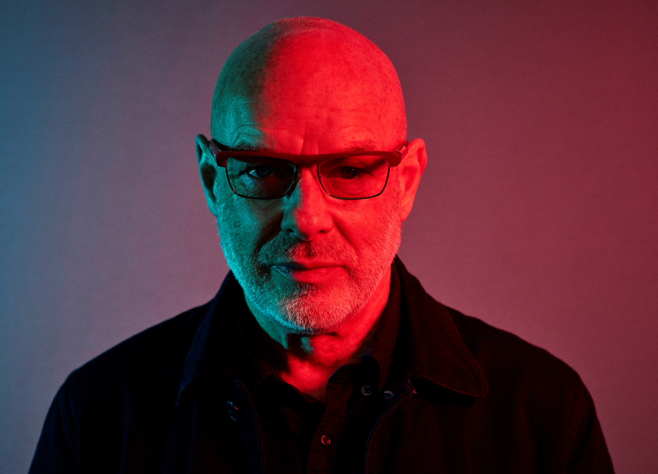 Brian Eno honored with his own asteroid