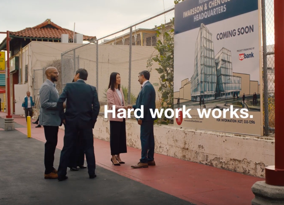 Carmichael Lynch debuts new campaign for U.S. Bank