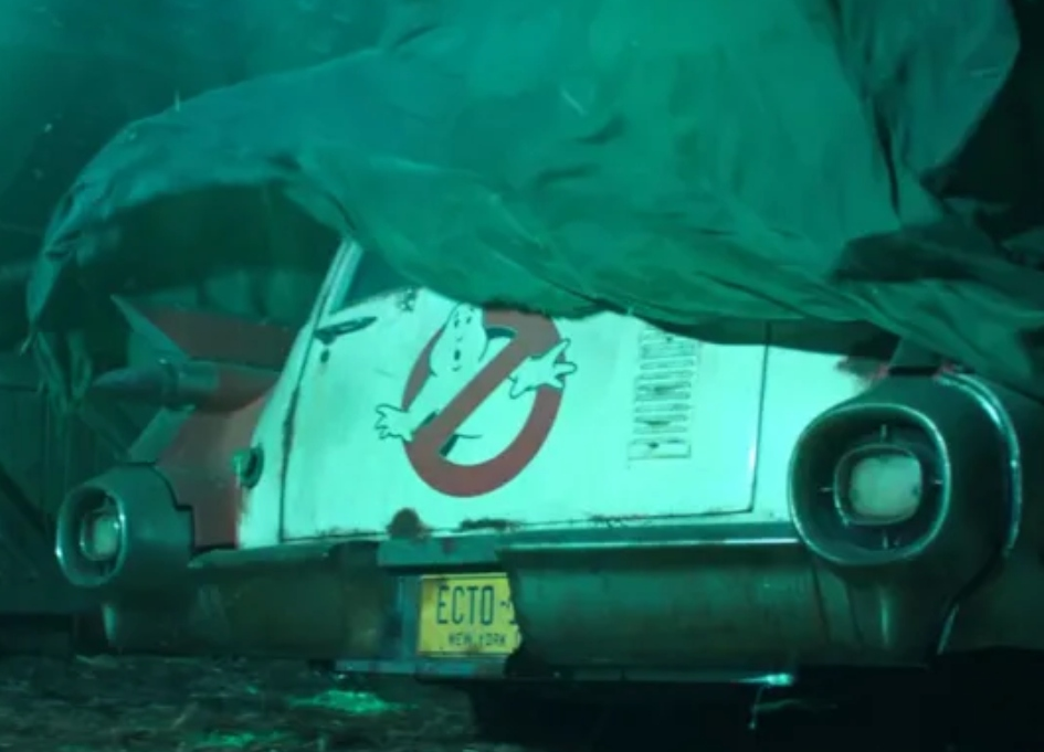 First BTS look at 'Ghostbusters 2020' cast
