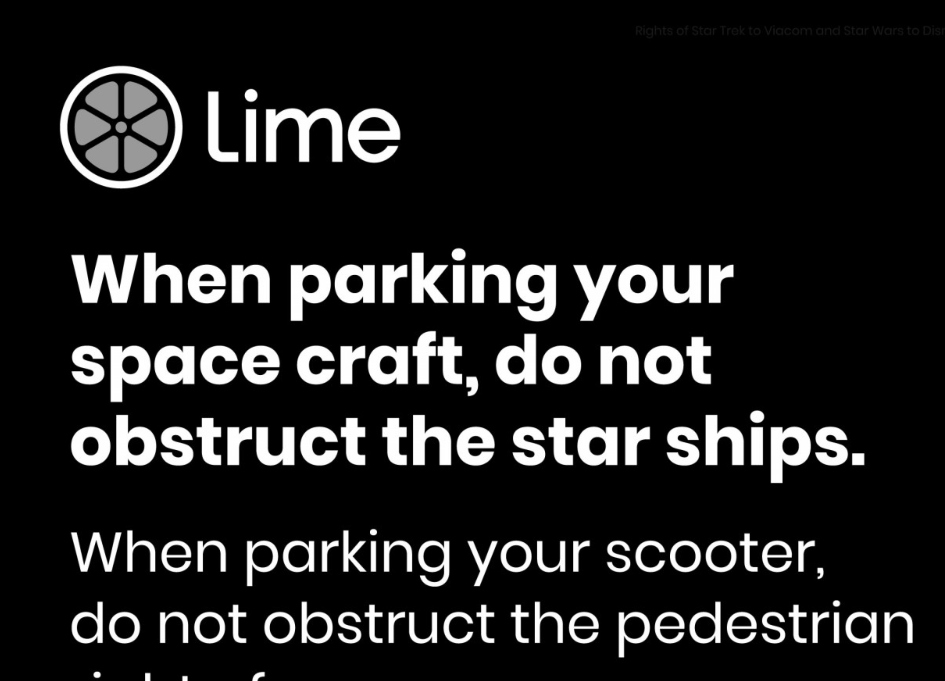 Lime posts OOH for Dragon Con attendees