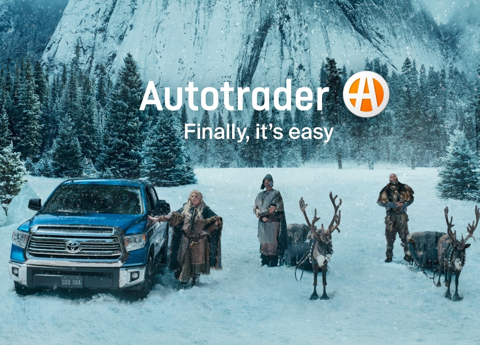 Autotrader changes history for better in new campaign