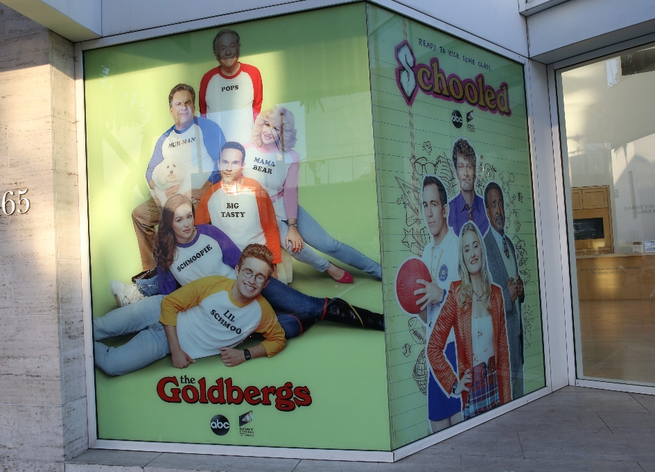 'Goldbergs' exhibit opens at Paley Center