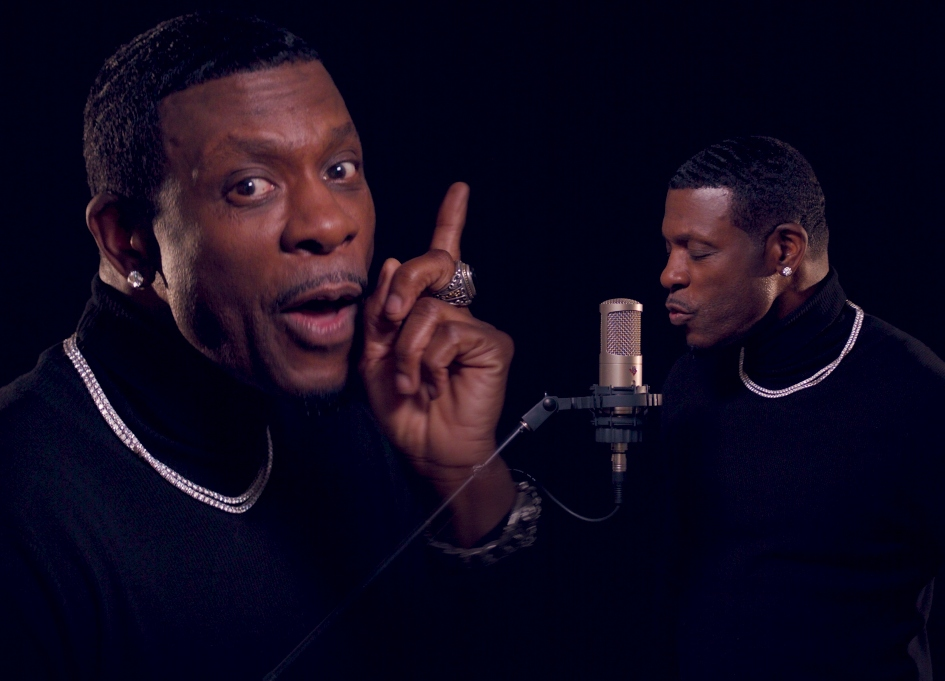 R&B icon Keith Sweat disses Old Spice w/ sweet remake