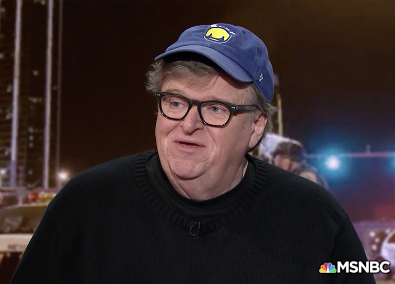 "MSNBC airs special screening of ""Bowling For Columbine"""