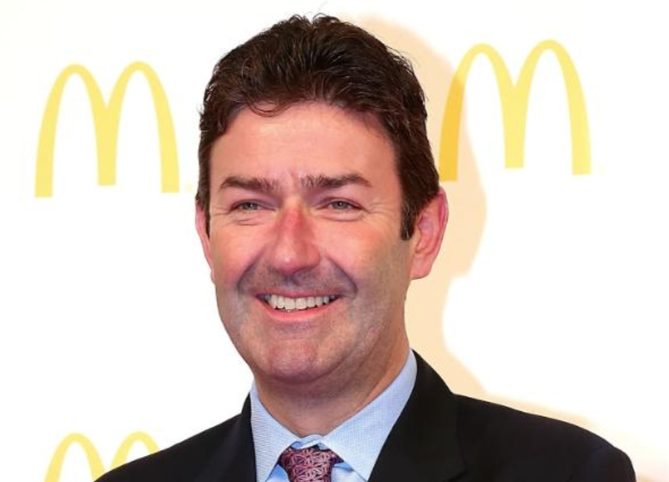 McDonald's Easterbrook fired over employee relationship