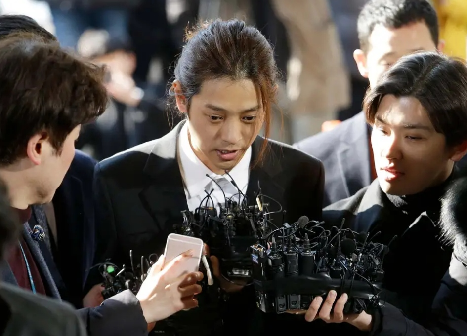 Two K-Pop stars convicted of gang rape and filming it