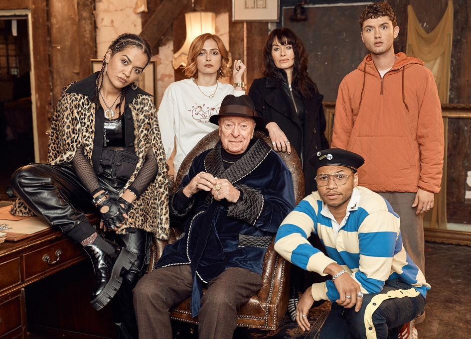 First  Look: Michael Caine heads up cast of 'Twist'