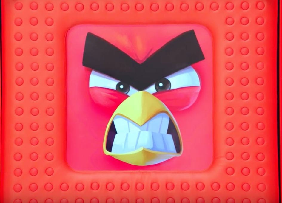 New Yorkers rage against Angry Birds Venting Machine