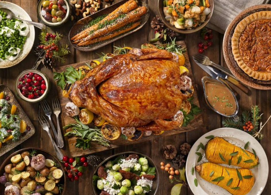 DNA creates menu to survive Thanksgiving table talk